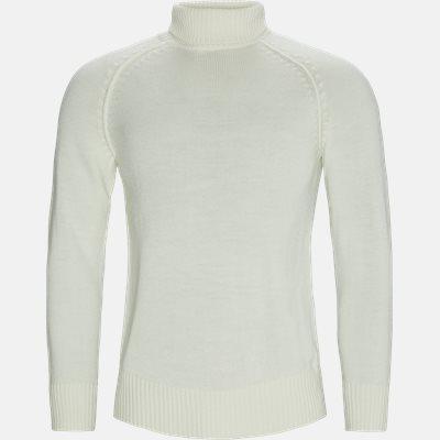 Regular | Knitwear | White